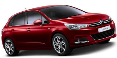 Presentation of the new generation of Citroën C4. .